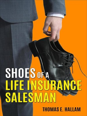 cover image of Shoes of a Life Insurance Salesman