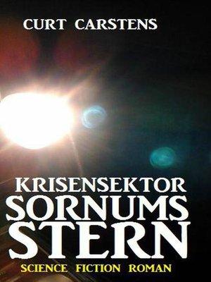 cover image of Krisensektor Sornums Stern