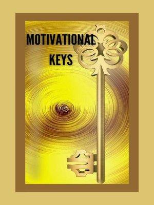 cover image of Motivational Keys