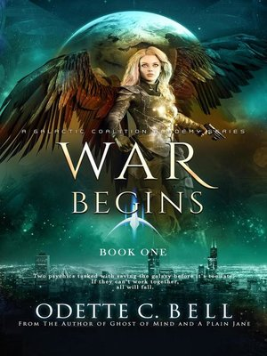 cover image of War Begins Book One
