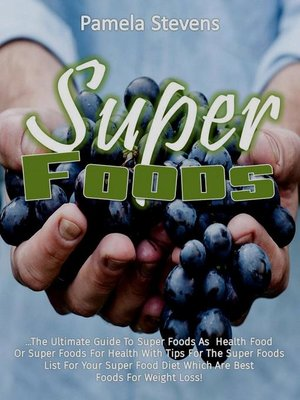 cover image of Super Foods