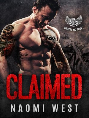 cover image of Claimed (Book 1)