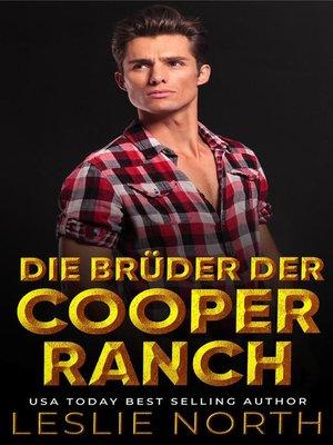 cover image of Die Brüder der Cooper Ranch