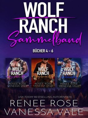 cover image of Wolf Ranch Bucher 4-6