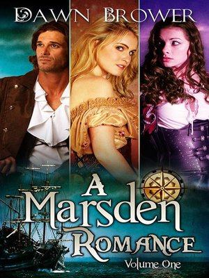 cover image of A Marsden Romance Volume One