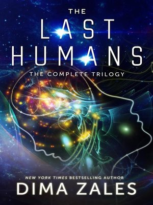 cover image of The Last Humans