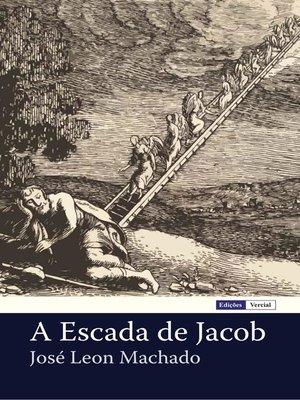 cover image of As Escadas de Jacob
