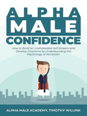 cover image of Alpha Male Confidence