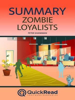"""cover image of Summary of """"Zombie Loyalists"""" by Peter Shankman"""