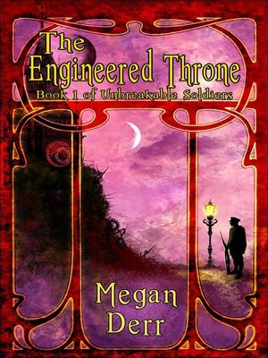 cover image of The Engineered Throne