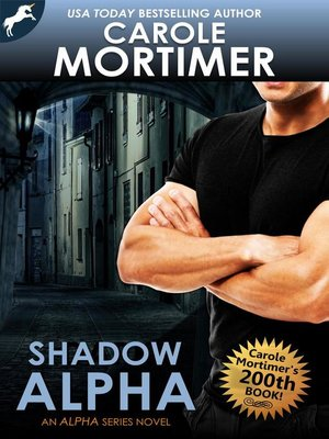 cover image of Shadow Alpha (ALPHA 3)