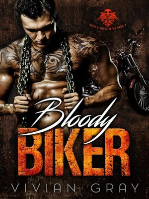 cover image of Bloody Biker