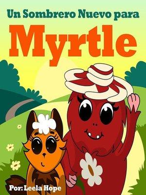 cover image of Un Sombrero Nuevo para Myrtle