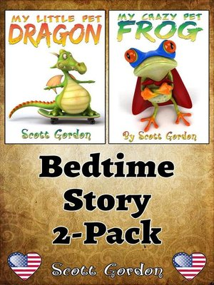cover image of Bedtime Story 2-Pack