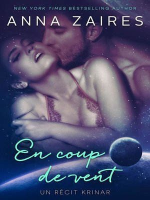 cover image of En coup de vent