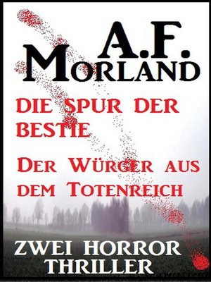 cover image of Zwei Morland Horror Thriller