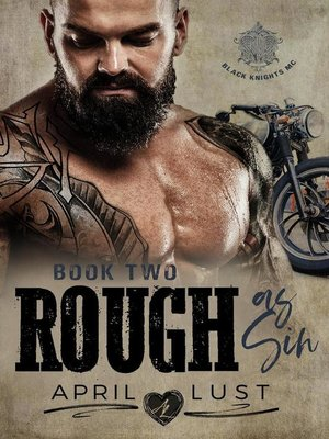 cover image of Rough as Sin (Book 2)