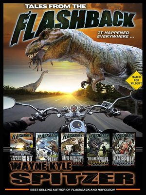 cover image of Tales from the Flashback