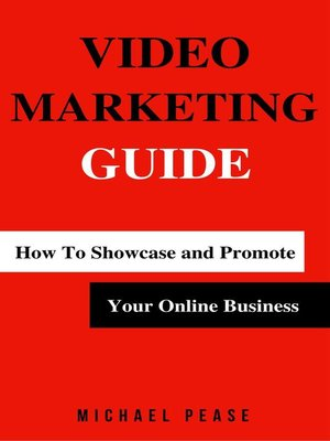 cover image of Video Marketing Guide