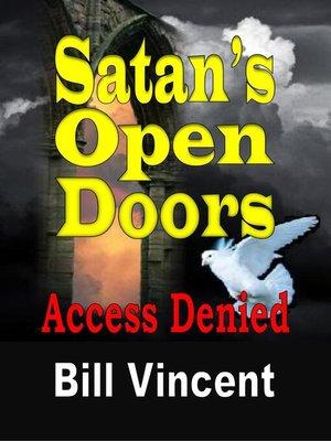 cover image of Satan's Open Doors