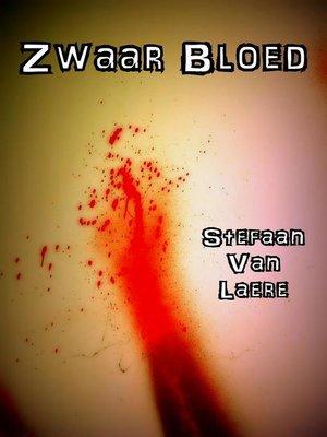 cover image of Zwaar Bloed