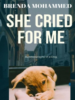 cover image of She Cried for Me