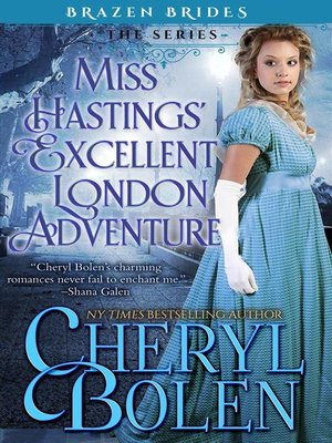 cover image of Miss Hastings' Excellent London Adventure