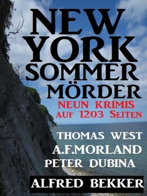 cover image of New York Sommermörder