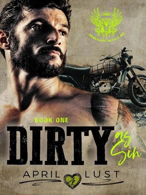 cover image of Dirty as Sin (Book 1)