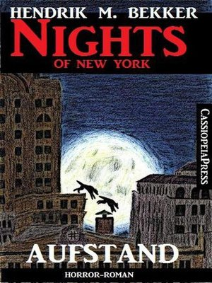 cover image of Nights of New York