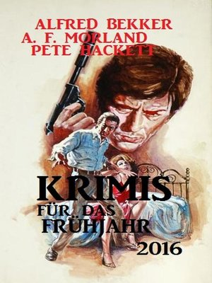 cover image of Krimis für das Frühjahr 2016