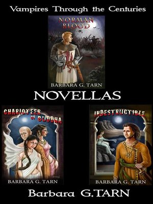 cover image of Vampires Through the Centuries Novellas