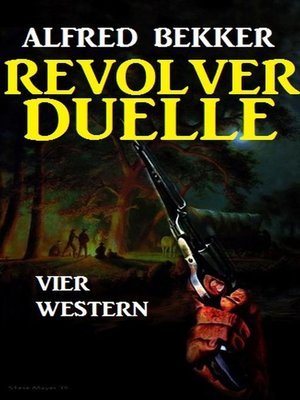 cover image of Revolver-Duelle