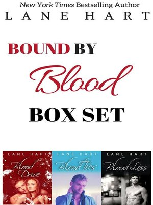 cover image of Bound by Blood Box Set