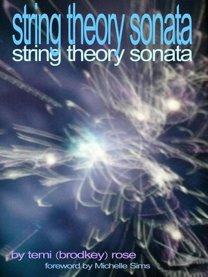 cover image of String Theory Sonata