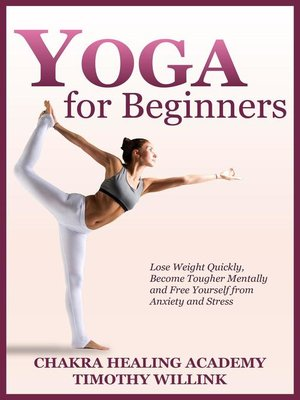 cover image of Yoga for Beginners