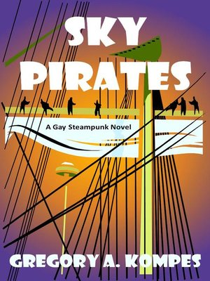 cover image of Sky Pirates