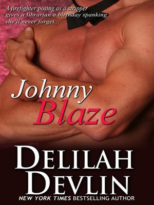 cover image of Johnny Blaze
