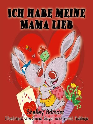 cover image of Ich habe meine Mama lieb