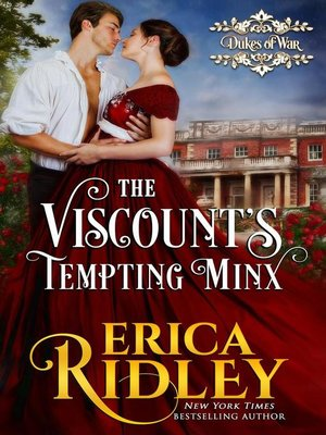 cover image of The Viscount's Tempting Minx