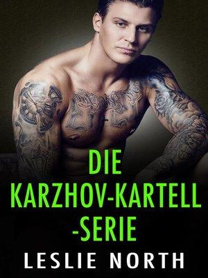 cover image of Die Karzhov-Kartell-Serie