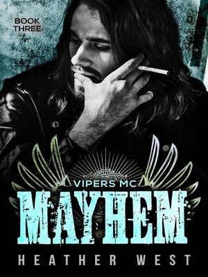 cover image of Mayhem (Book 3)