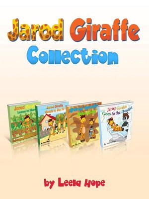 cover image of Jarod Giraffe Collection