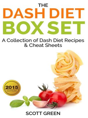 cover image of The Dash Diet Box Set