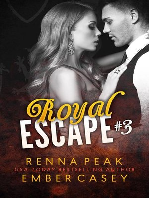 cover image of Royal Escape #3