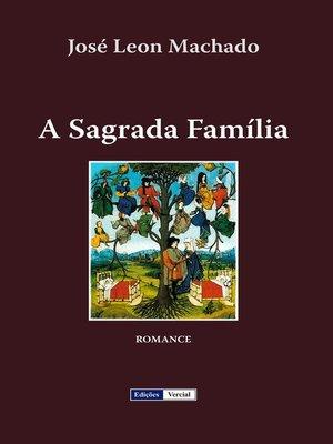 cover image of A Sagrada Família