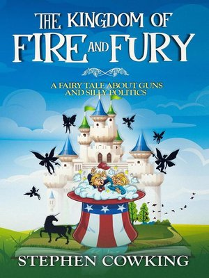 cover image of The Kingdom of Fire and Fury