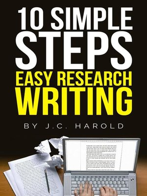 step by step research paper writing guide