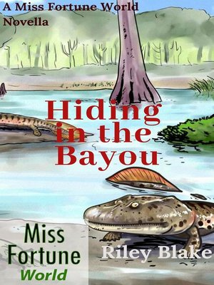 cover image of Hiding in the Bayou