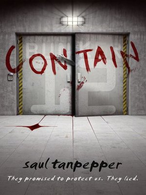 cover image of Contain (Book 1)